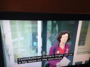 BBC News clip - Llandudno March 14