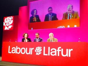 chairing conference