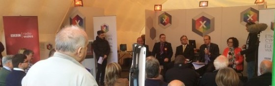 BBC Radio Wales hustings - cropped
